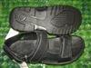 men slipper and sandal