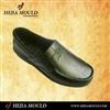 pvc leather shoe