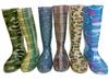 the latest sample,rain boots.