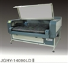 Double head cutting and hollowing machine for shoes