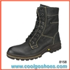 Fashion men leather casual boots manufacturer in China