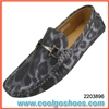Fashion and calssic men moccasin boat loafers manufacturer